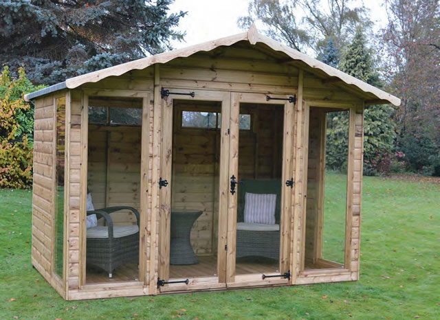 Regency helmsley Summerhouse