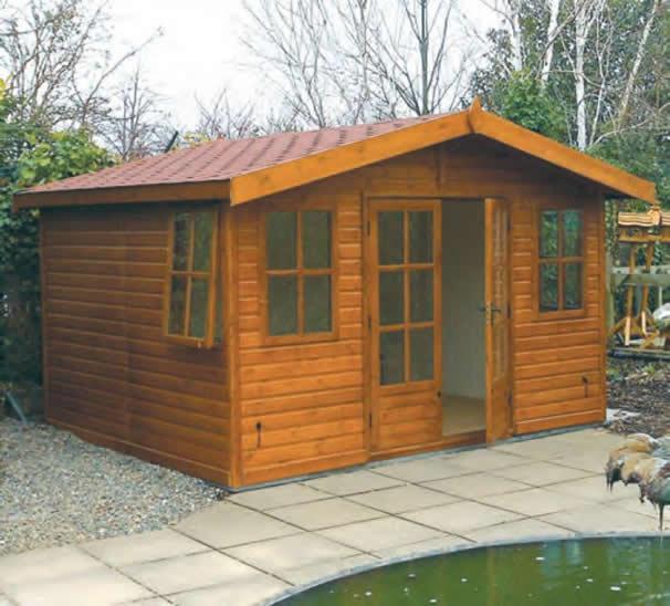 The Malvern Arley Garden Studio