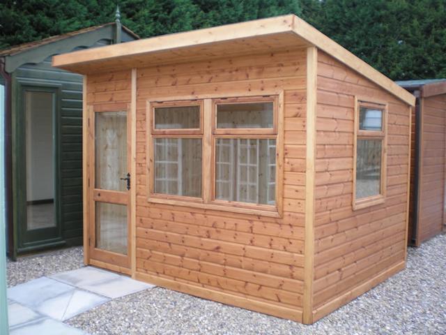 The Malvern Arley Pent Garden Studio