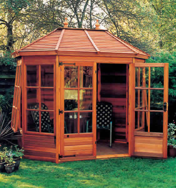 The Malvern Gazebo Summerhouse