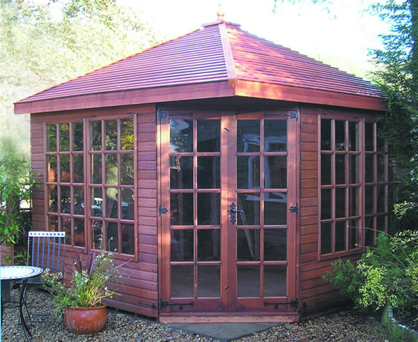 The Malvern Martley Summerhouse