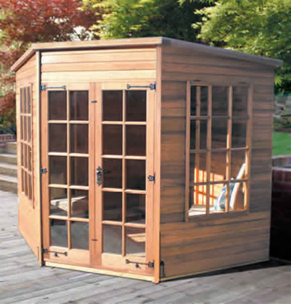 The Malvern Nordic Summerhouse