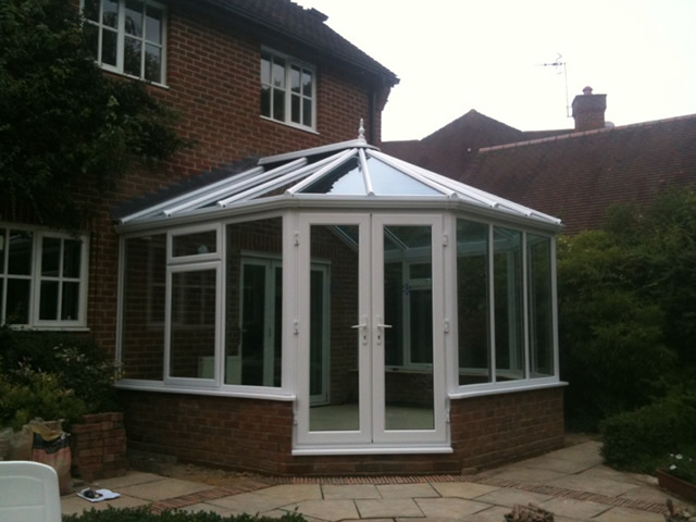 Newdigate Surrey Victorian Conservatory Side View