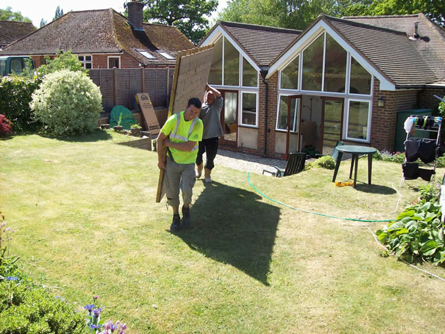 Shed and Garden Building Removal Services