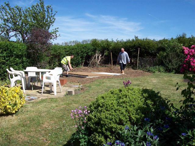 Summerhouse Installation Part 2