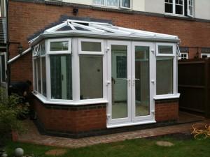 Sun Lounge Conservatory Installation Horley Surrey
