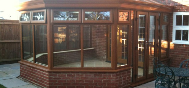 Victorian Conservatory Installation Storrington West Sussex