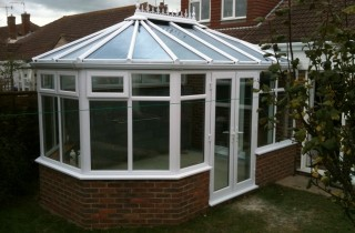 Victorian Conservatory Lancing West Sussex