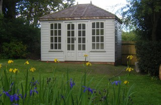 Ex-Demo Boyton Berkeley Summerhouse MrVinall