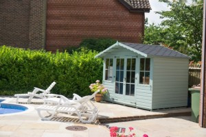 10x6 Regency Monte Carlo Summerhouse