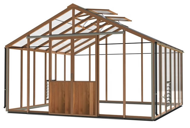 Alton Evolutions 12 Greenhouse