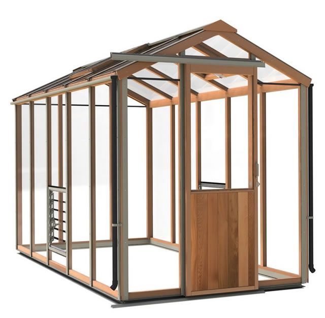 Alton Evolutions 5 Greenhouse