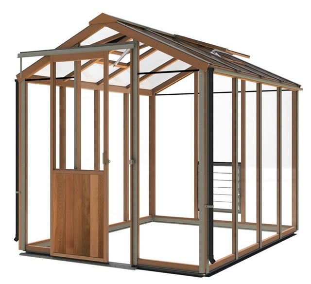 Alton Evolutions 6 Greenhouse