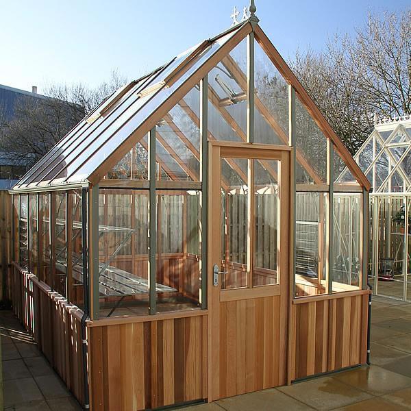 Alton Victorian Cheltenham HB Greenhouse