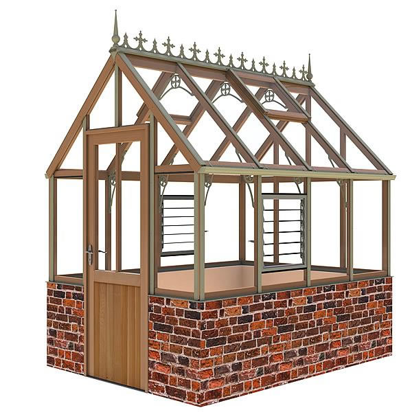 Alton Victorian Eton DW Greenhouse
