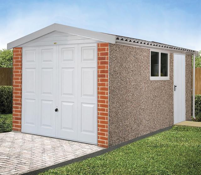 Concrete Garage Maintenance