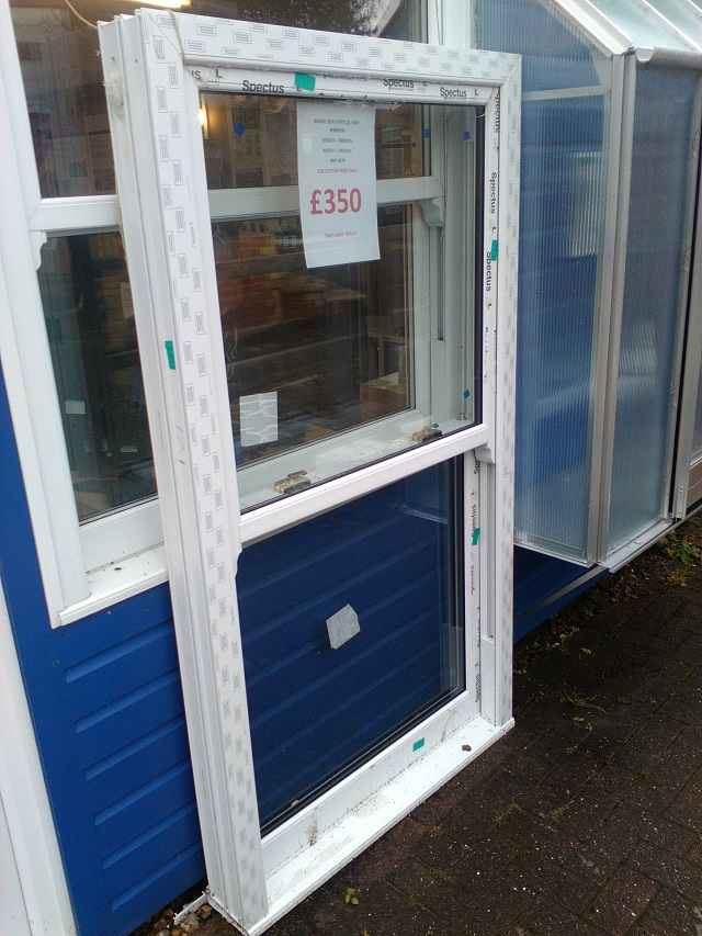 Vertical Sash Window For Sale