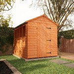 STOCK SHEDS – £599 FITTED