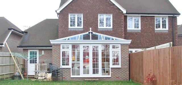 Livin Room Conservatory Billingshurst Completed