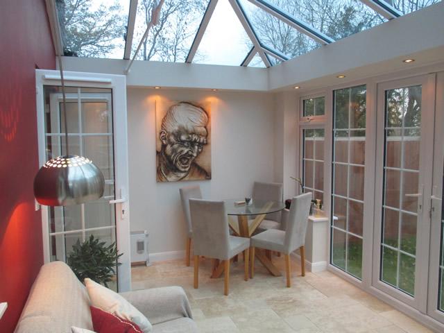 Livin Room Conservatory Billingshurst Interior