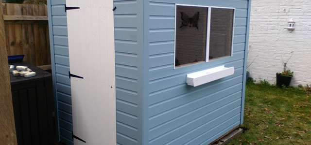 Regency Popular Shed 7 x 5 in Deal 12mm