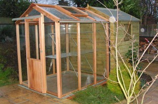 Shed and Greenhouse Installation