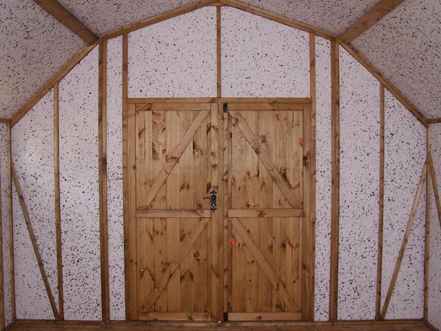 Garden Building Insulation