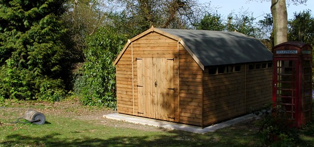 Regency Barn Installation West Sussex
