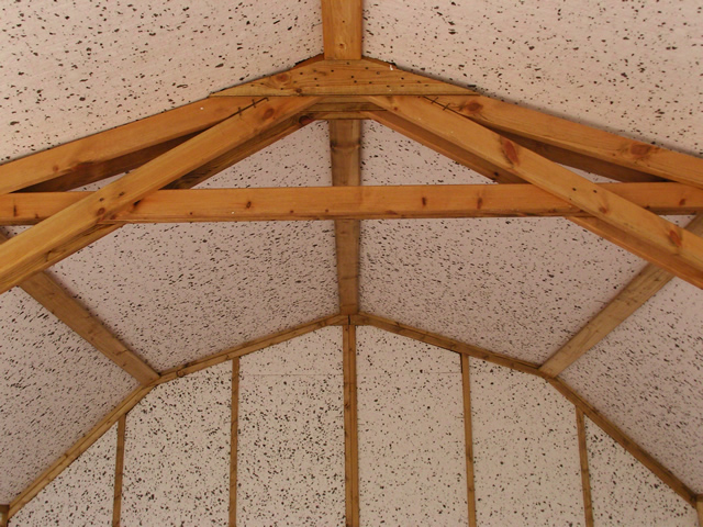 Regency Barn Roof Insulation