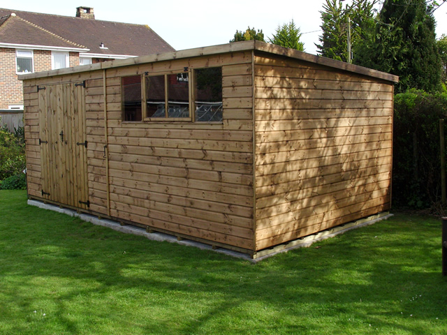 Shed Installation Partridge Green