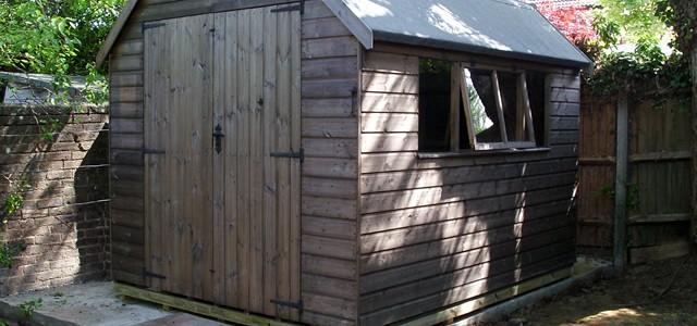 Regency Barn Installation