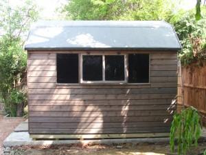 Regency Barn Installation in Ashington