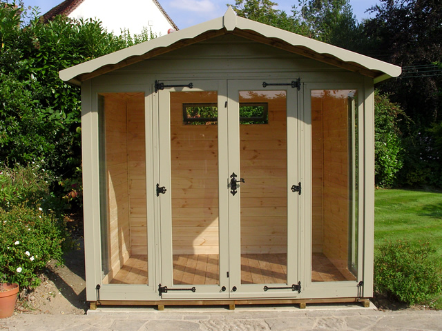 Helmsley Summerhouse Installation in Bolney