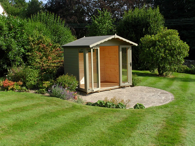 Helmsley Summerhouse Installation in West Sussex