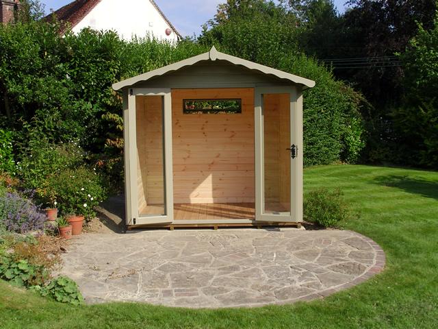 Summerhouse Installation in Bolney