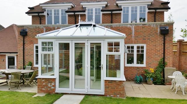 Derby Conservatory installed in Shalford Surrey