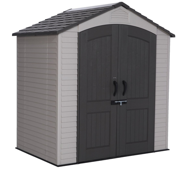 Lifetime 7ft x 4-5ft Plastic Shed