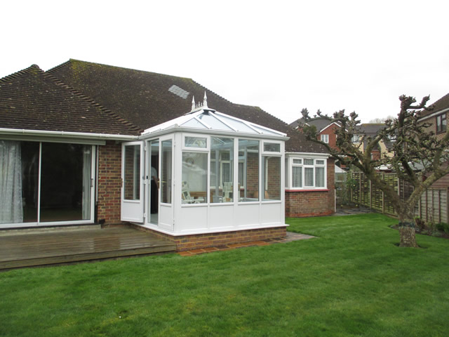 Bespoke Conservatory Installation in Horsham - Seabrook