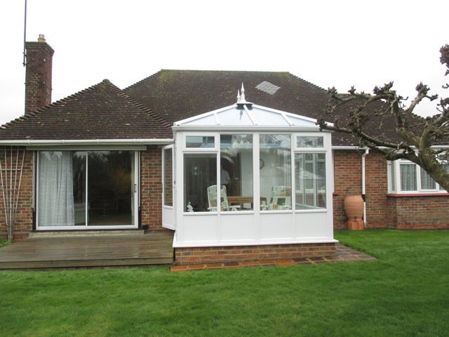 Conservatory Installed in Horsham - Seabrook
