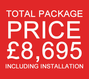 Garden Office Package Price