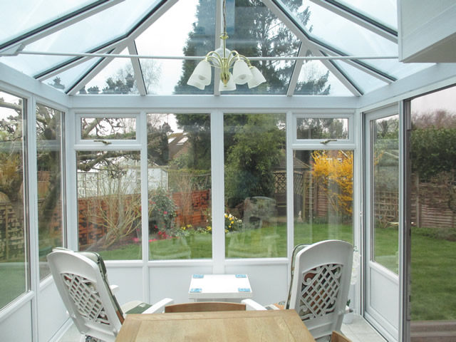 Internal Picture of Conservatory - Seabrook