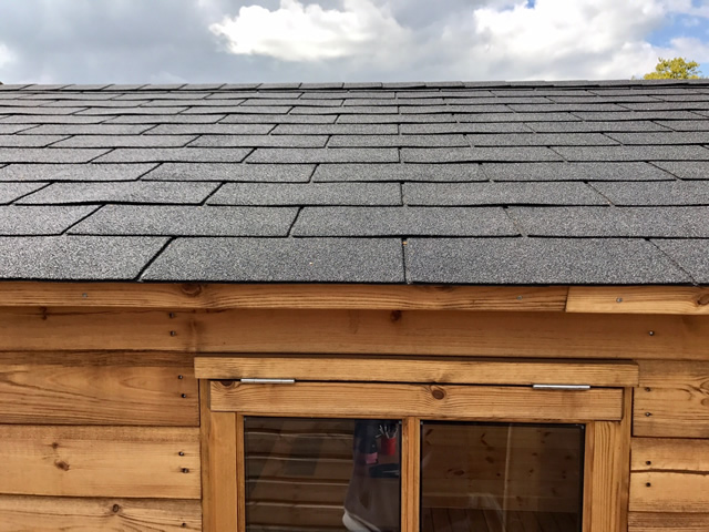 Milan Felt Roof Tiles