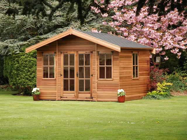 Riveria Garden Office and Summerhouse