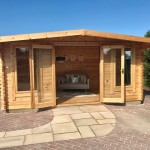 WOODLANDS LOG CABINS - 10% OFF SELECTED BUILDINGS