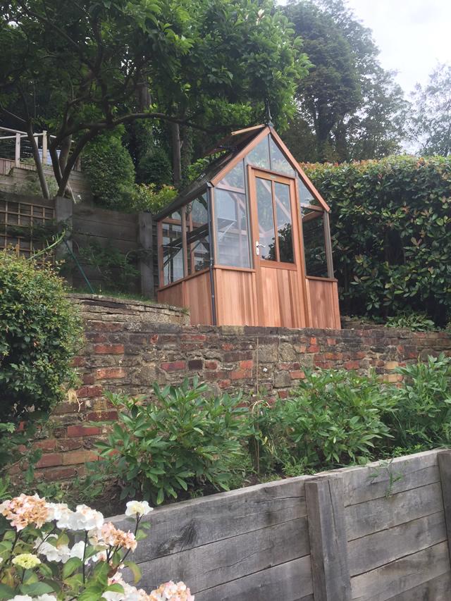 Bennett Alton Denstone Greenhouse