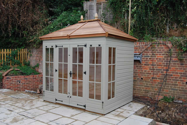 Regency Dovedale Summerhouse