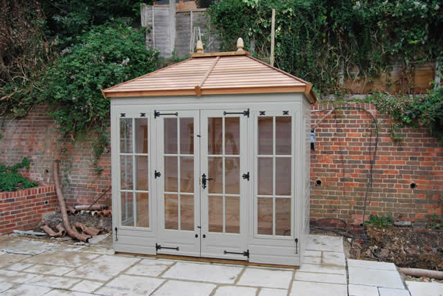 Summerhouse Installation Billingshurst