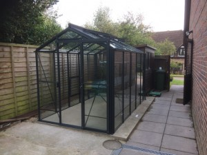 Robinsons Regent 6ft5 x 10ft8 in Anthracite