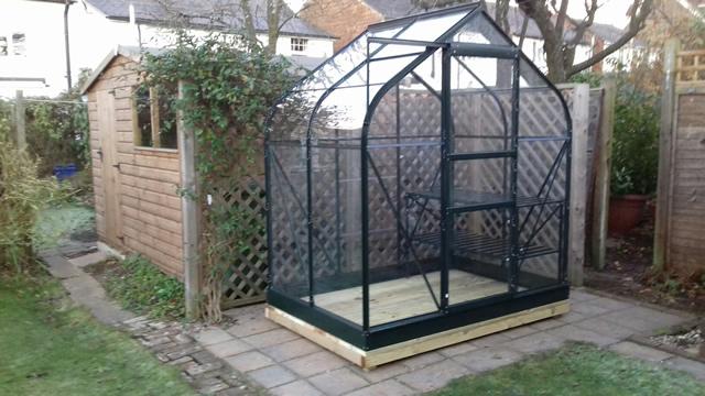 EasyBase Greenhouse Frame