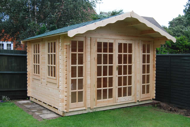 EasyBase Summerhouse Frame